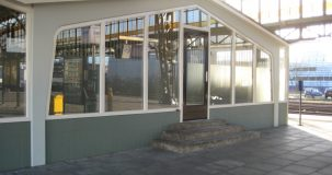 Hengelo stationsgebouw