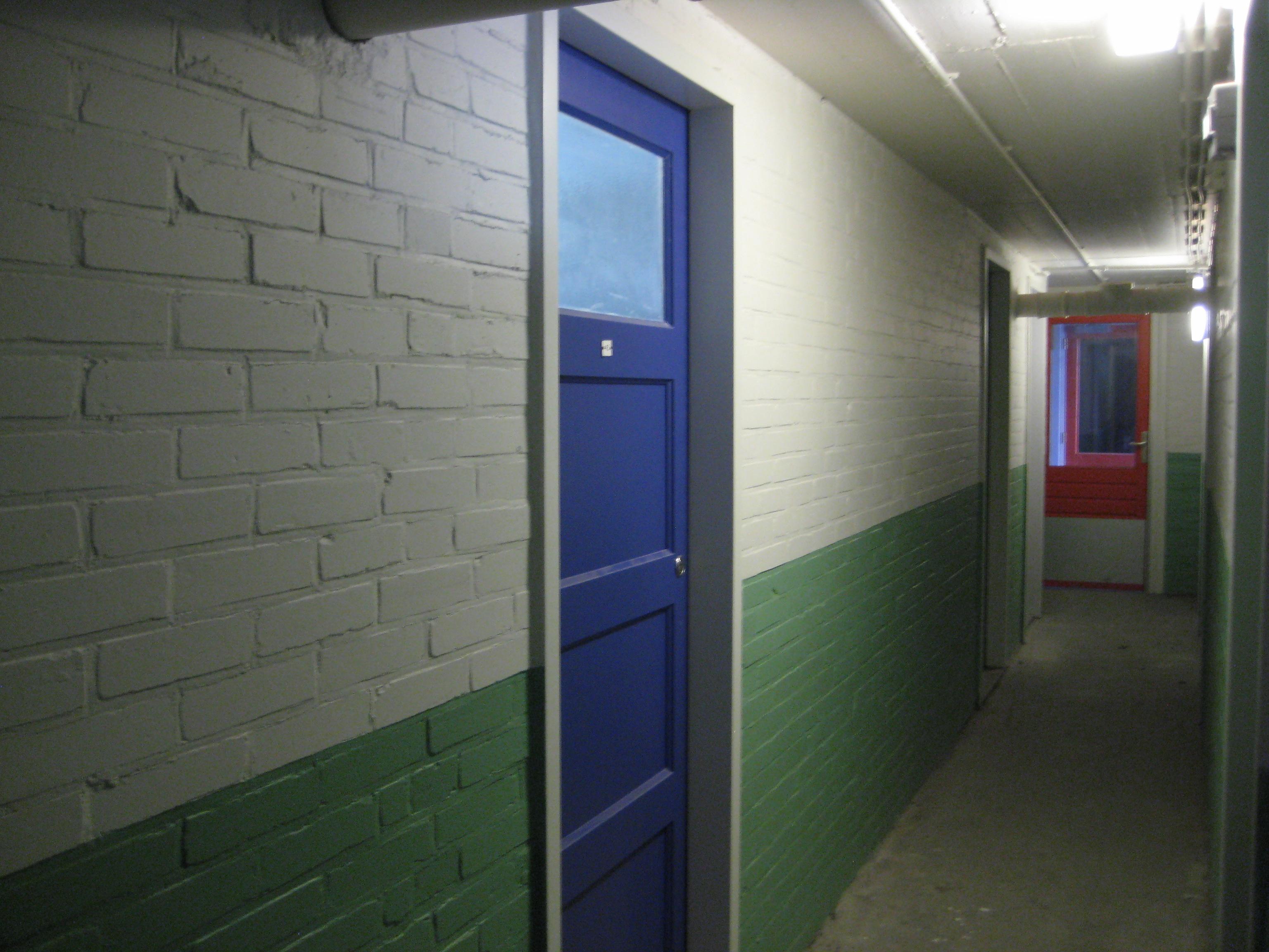 kleurwijziging, flat, Nijestee, Groningen, kleuradvies