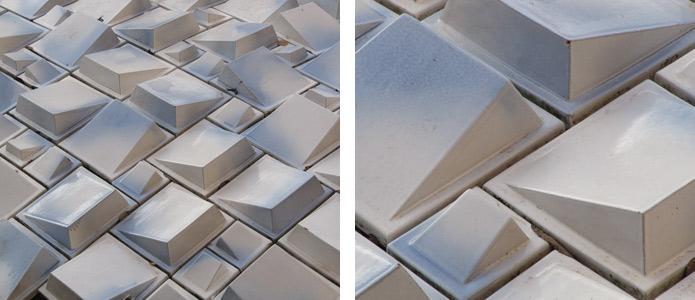 detail tegels Fundatie roelienke de vries kleurontwerp corporatievastgoed