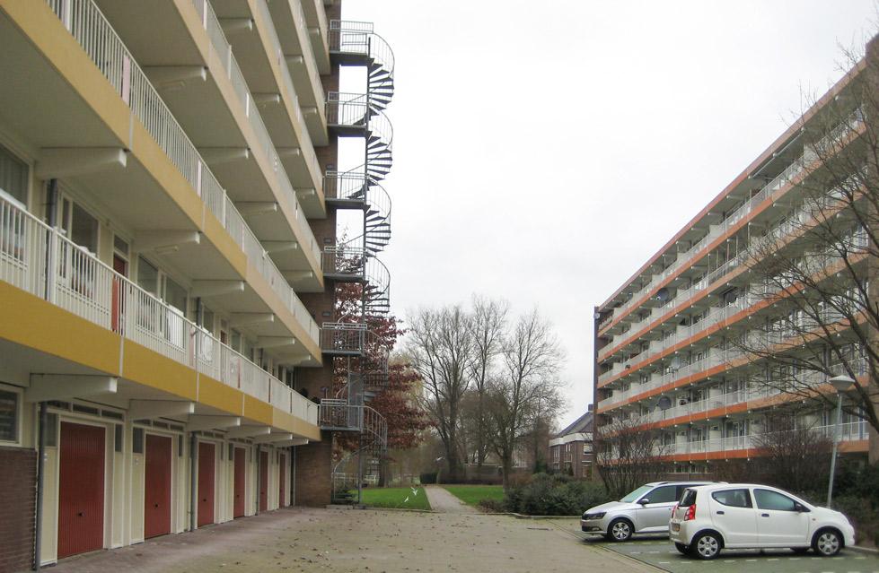 Kleuradvies buitenzijde gebouw i.o.v. Hendriks SGR