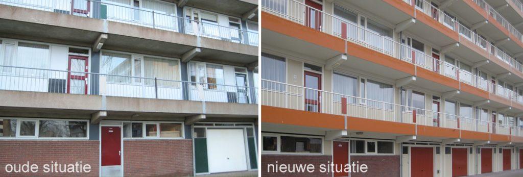 uitstraling renovatie Kampen