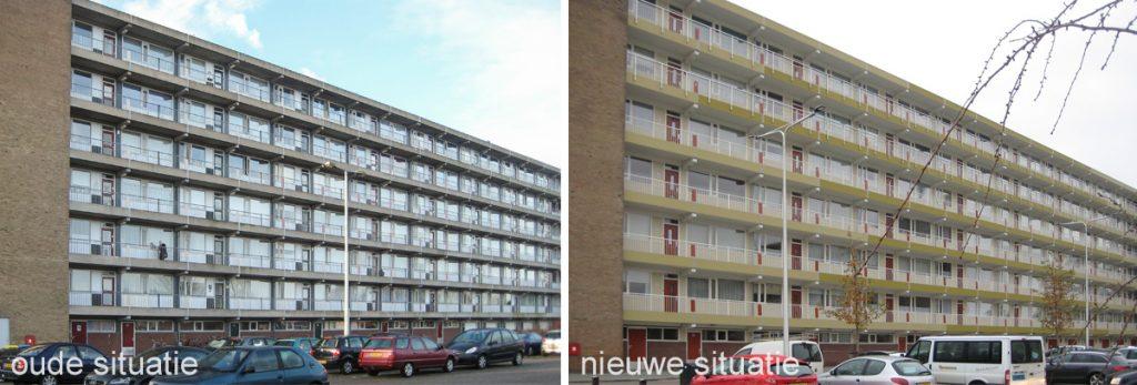oude en nieuwe situatie Kampen