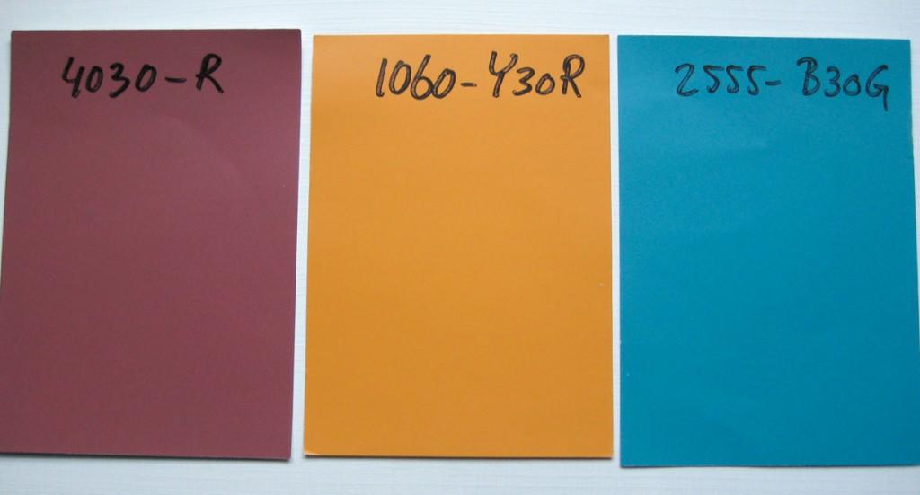 kleurstalen NCS